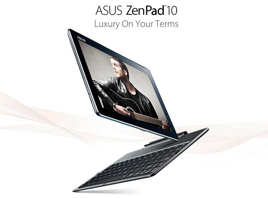 Zenpad-10