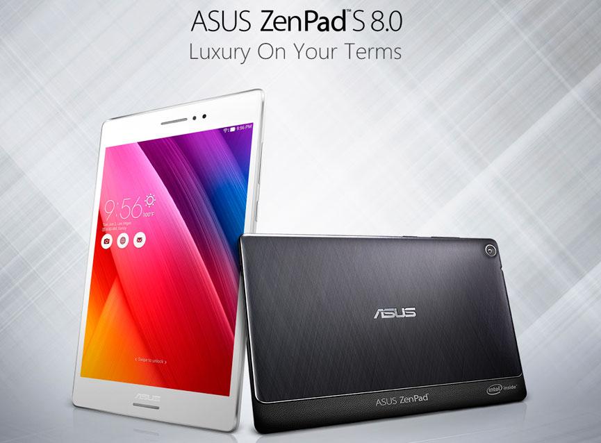 Zenpad-S8
