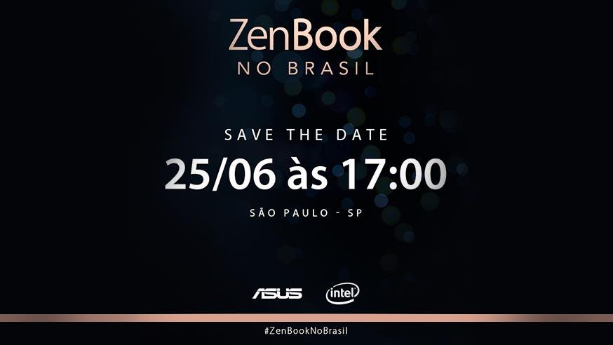 ZenBook no Brasil: ASUS vai lançar novos modelos em 25/06