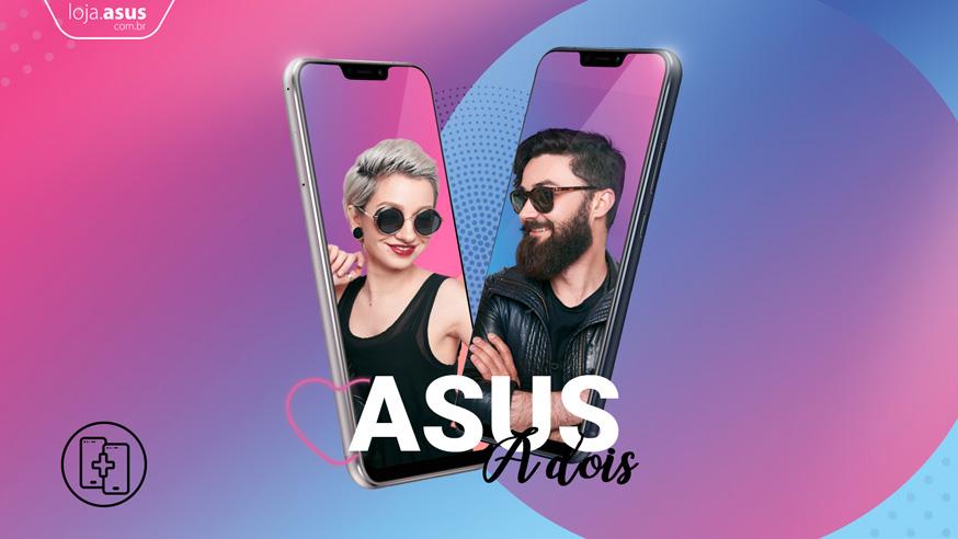 Promoção ASUS de dia dos namorados dá descontos incríveis em ZenFones e notebooks