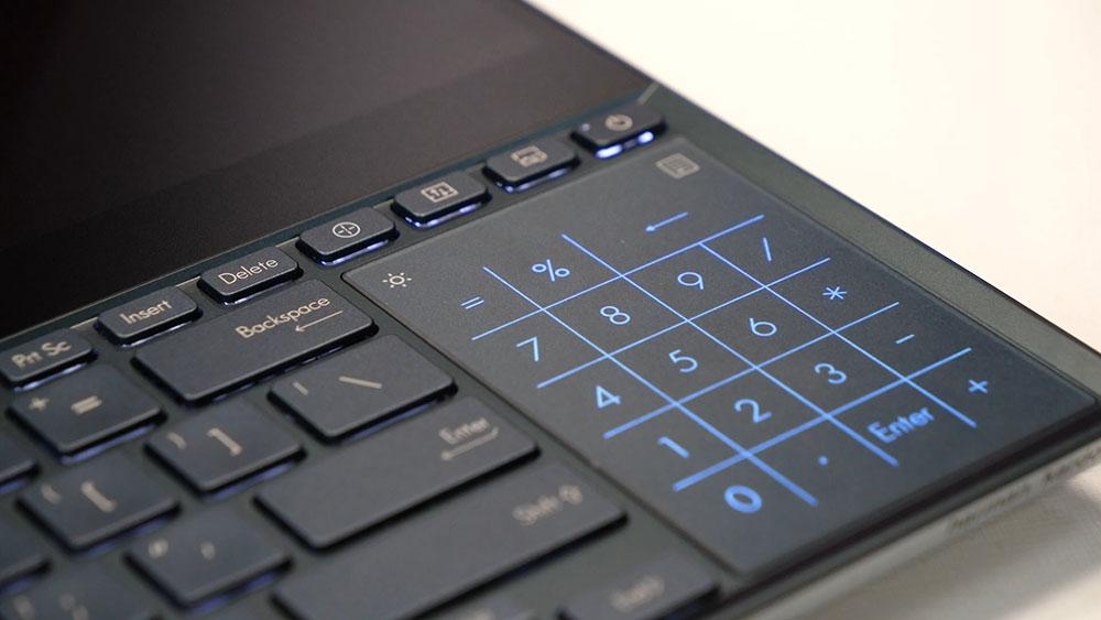 ASUS NumberPad