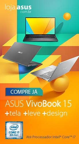Lançamento VivoBook 15