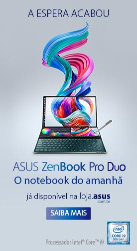 Já está disponível o novo ASUS ZenBook Pro Duo UX581
