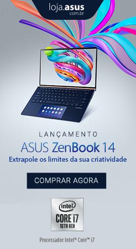Novo ASUS ZenBook 14