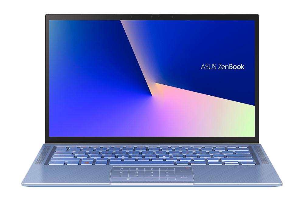 ZenBook 14 (UX431FA) com seu NumberPad