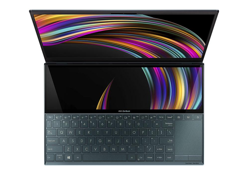 ZenBook Duo e seu ScreenPad Plus