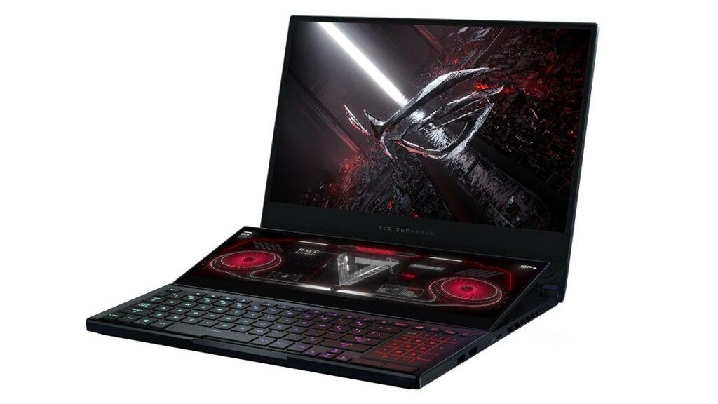 Zephyrus Duo 15 SE, novo notebook da ASUS ROG apresentado na CES 2021