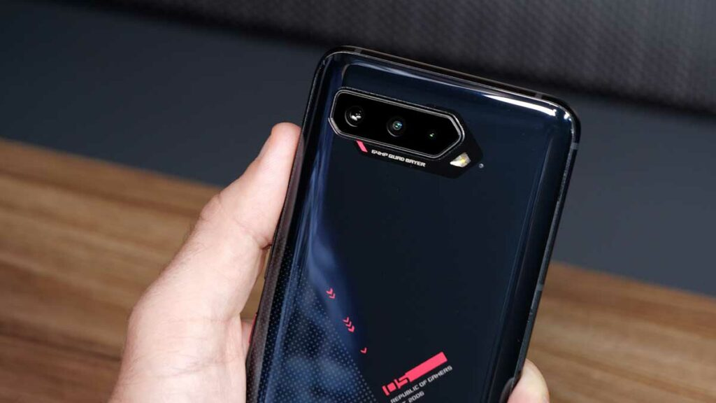 Hands-on ROG Phone 5: Câmeras do aparelho