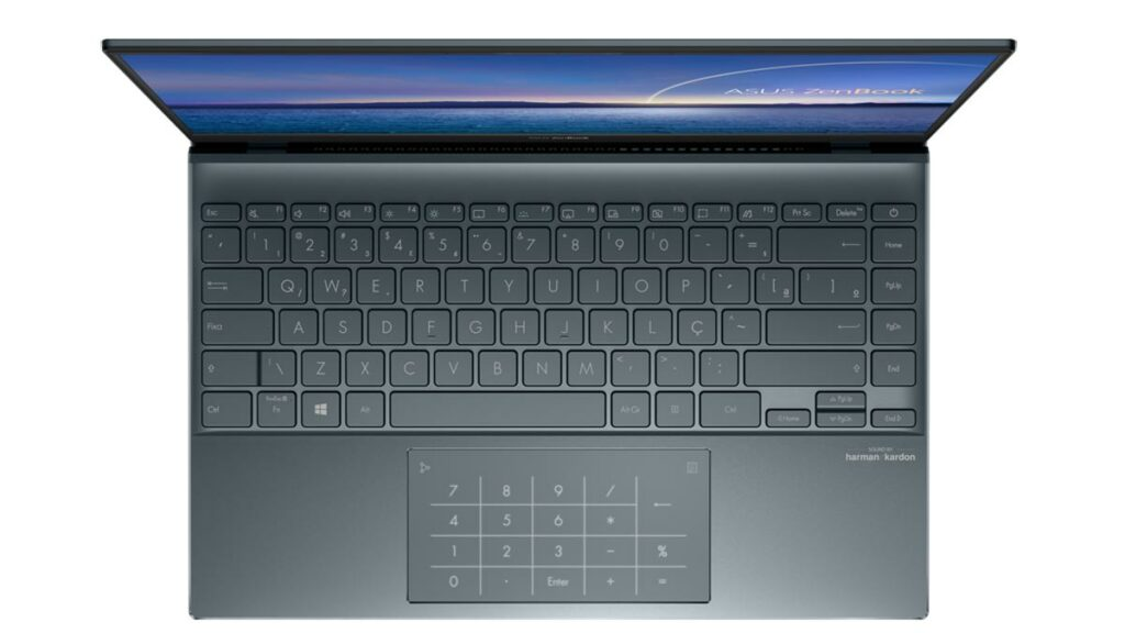 Numberpad do ASUS ZenBook 14 UX425