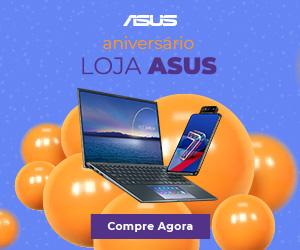 Promo de Aniversário Asus ASUS